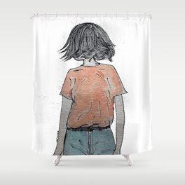shyway Shower Curtain