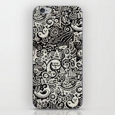 Earthly Creatures #1 iPhone & iPod Skin