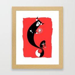 Acceptance Framed Art Print