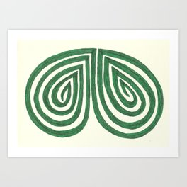 Kera Damo 028 Art Print