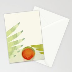 green 2 | digital sessions Stationery Cards
