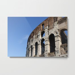 The Colosseum - Wild Veda Metal Print