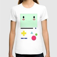 bmo T-shirts featuring BMO!!  by anthonykun