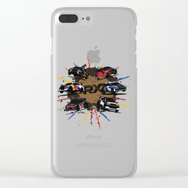 World RX Clear iPhone Case