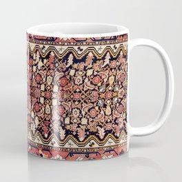Malayer Antique Hamadan Persian Rug Coffee Mug