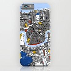 New orleans Mondrian Slim Case iPhone 6