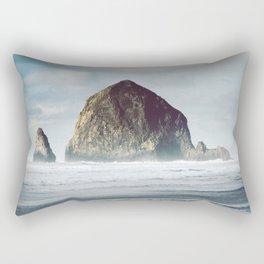West Coast Wonder - Nature Photography Rectangular Pillow