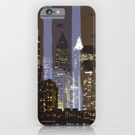 New York 022 by JAMFoto iPhone Case