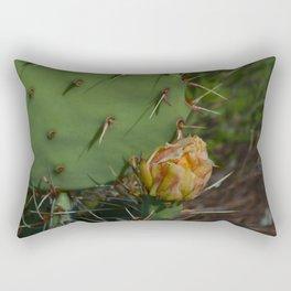 Cactus Bloom Rectangular Pillow
