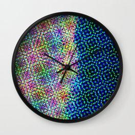 happy summer Wall Clock