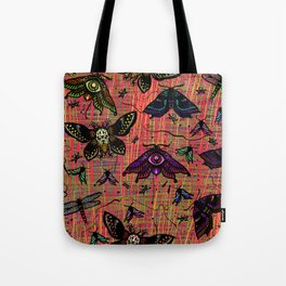 colour bugs Tote Bag