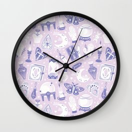 Mystical Wall Clock