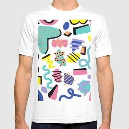 Memphis Retro T-shirt