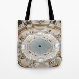 Dome of the church Tote Bag