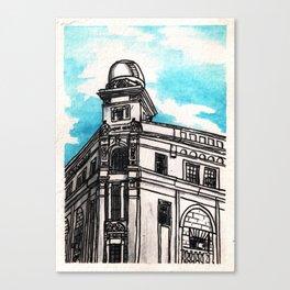 Philippines : Regina Building Canvas Print