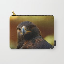 Golden Eagle | Eagle | Raptor | Wildlife Photography | Bird of Prey Carry-All Pouch