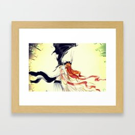 Bleach Framed Art Print