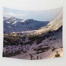 Mountains For Dreaming Wall Tapestry
