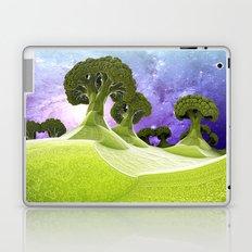 Broccoli Planet / / #fractal #fractals #3d Laptop & iPad Skin