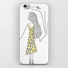 Chic Woman iPhone Skin