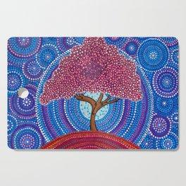 The Sakura Tree Cutting Board