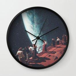 Surreal Art Wall Clock