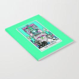 7. The Chariot- Neon Dreams Tarot Notebook