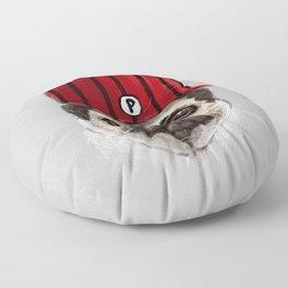 Mr Pug - Pug Dog Lover Floor Pillow