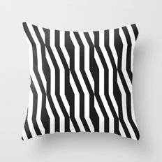 5050 No.12 Throw Pillow
