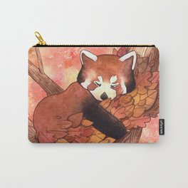 Cute Red Panda Carry-All Pouch