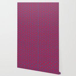 Ruby Mandalas Wallpaper