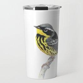 Magnolia Warbler Travel Mug
