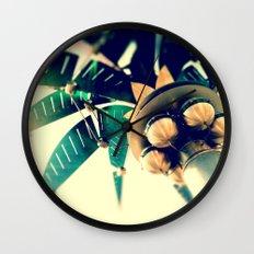 Nuevo Wall Clock