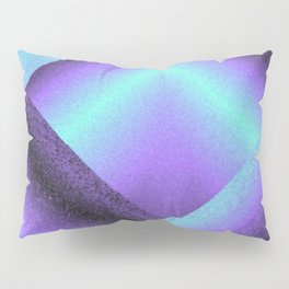 purple and blue mountains Pillow Sham