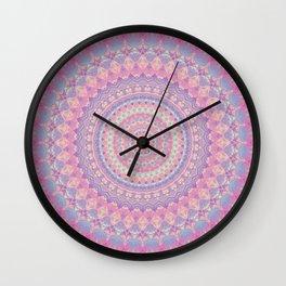 Mandala 593 Wall Clock