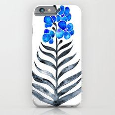 Blooming Orchid – Blue & Black Palette Slim Case iPhone 6s