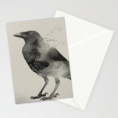 Raven Sky Stationery Cards
