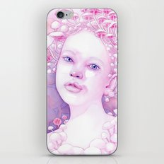 Infectious Innocence iPhone & iPod Skin