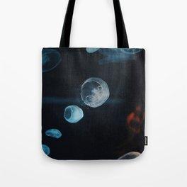 Jellyfish Cells (Color) Tote Bag