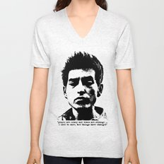 Bob Dylan Things Have Changed Unisex V-Neck