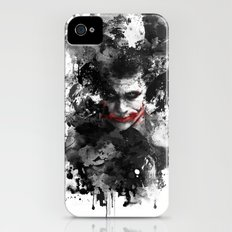 The Joker Slim Case iPhone (4, 4s)