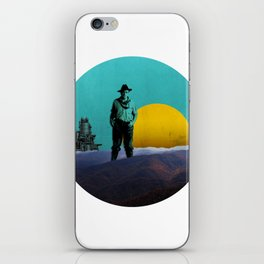 The Pizza is in the Oven iPhone Skin
