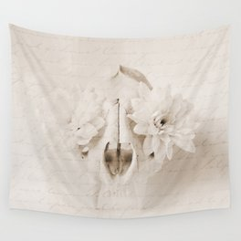 Beautiful Death Wall Tapestry