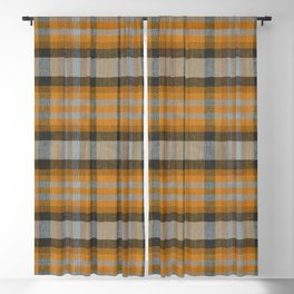 The Great Class of 1986 Jacket Plaid Blackout Curtain