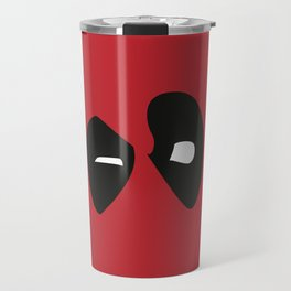 Dead Eyes Travel Mug