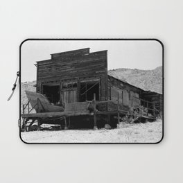 Old Butte Mining Camp in Randsburg, California Laptop Sleeve
