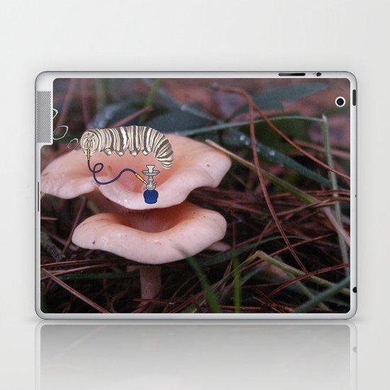 Alice in Wonderland - Caterpillar Laptop & iPad Skin