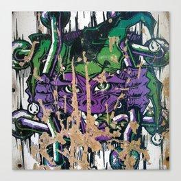John Lucero, Schmitt Stick, 1987 Canvas Print