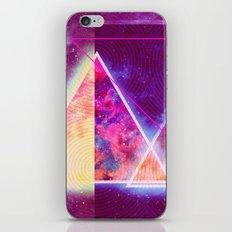 Galaxy IIII iPhone Skin