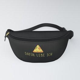 Pizza Life Fanny Pack